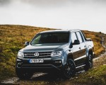 2019 Volkswagen Amarok Black Edition (UK-Spec) Front Three-Quarter Wallpapers 150x120 (13)