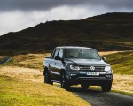 2019 Volkswagen Amarok Black Edition (UK-Spec) Wallpapers HD