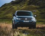 2019 Volkswagen Amarok Black Edition (UK-Spec) Front Wallpapers 150x120 (6)
