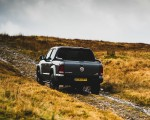2019 Volkswagen Amarok Black Edition (UK-Spec) Rear Wallpapers 150x120 (8)
