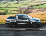2019 Volkswagen Amarok Black Edition (UK-Spec) Side Wallpapers 150x120 (10)