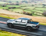 2019 Volkswagen Amarok Black Edition (UK-Spec) Side Wallpapers 150x120 (11)