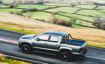 2019 Volkswagen Amarok Black Edition (UK-Spec) Side Wallpapers 450x275 (11)