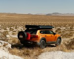 2019 Volkswagen Atlas Adventure Concept Rear Three-Quarter Wallpapers 150x120 (10)