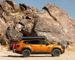 2019 Volkswagen Atlas Adventure Concept Side Wallpapers 150x120 (8)
