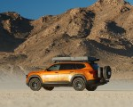 2019 Volkswagen Atlas Adventure Concept Side Wallpapers 150x120 (2)