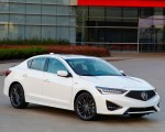 2020 Acura ILX A-Spec Front Three-Quarter Wallpapers 150x120 (15)