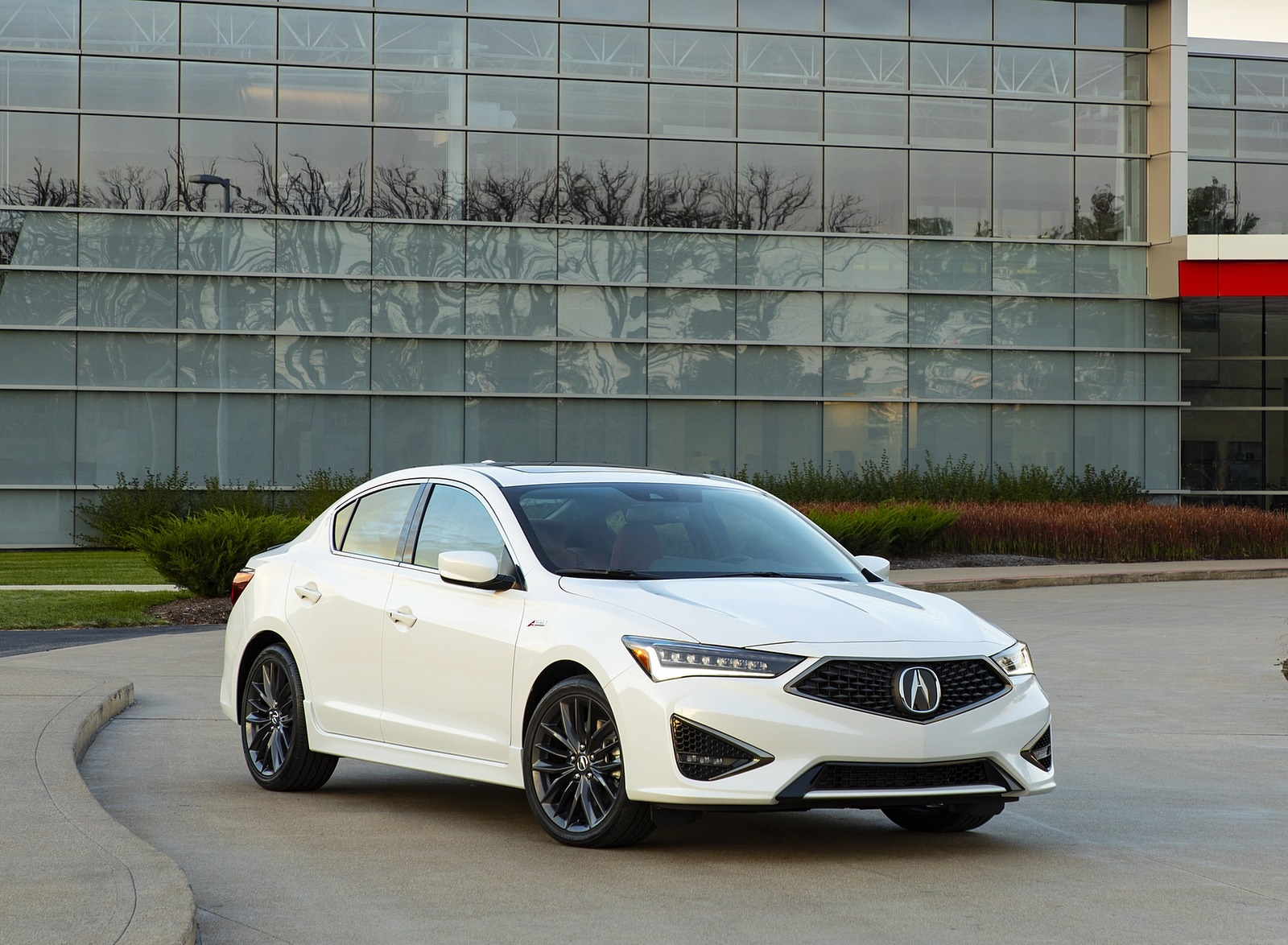 2020 Acura ILX A-Spec Front Three-Quarter Wallpapers (6)