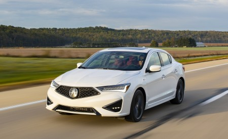 2020 Acura ILX A-Spec Wallpapers HD