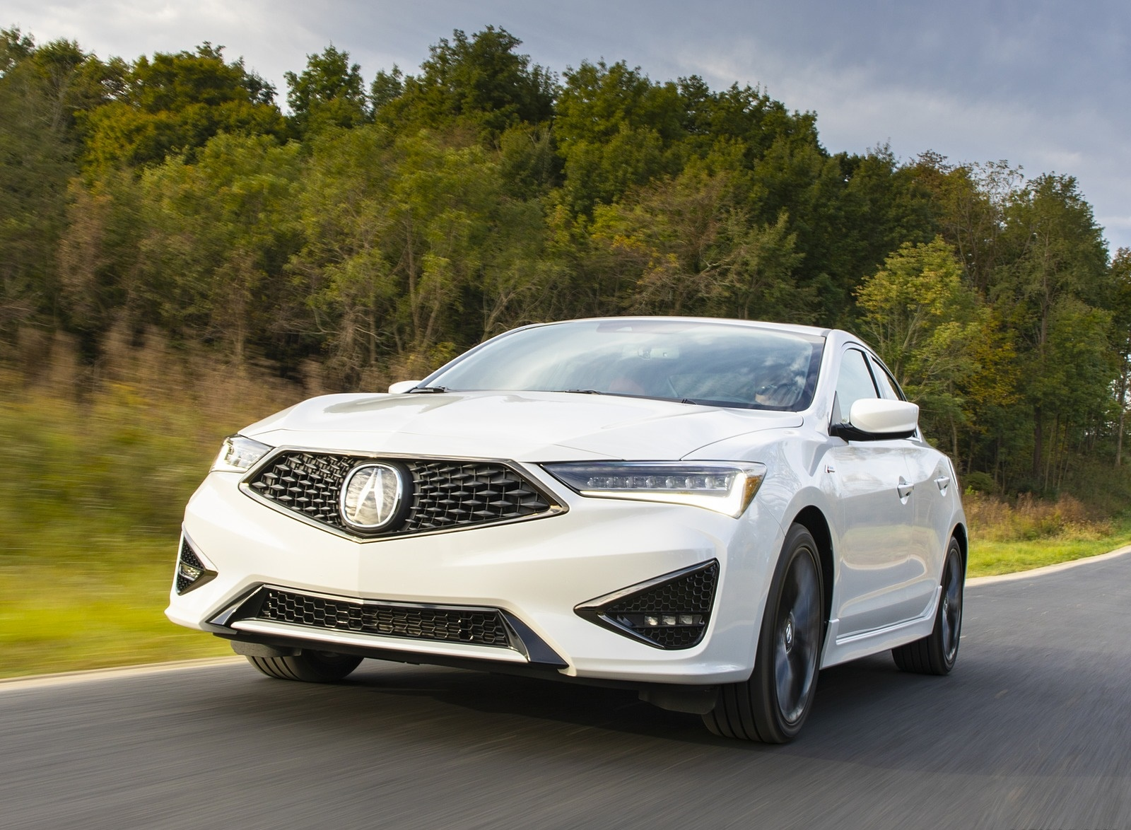 2020 Acura ILX A-Spec Front Wallpapers (7)