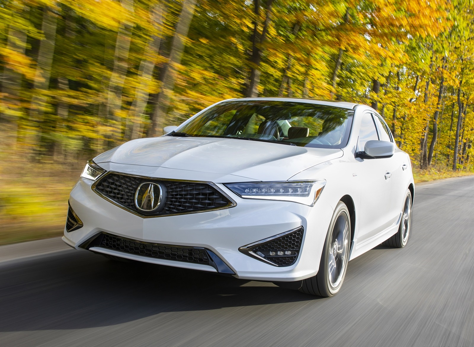 2020 Acura ILX A-Spec Front Wallpapers (8)