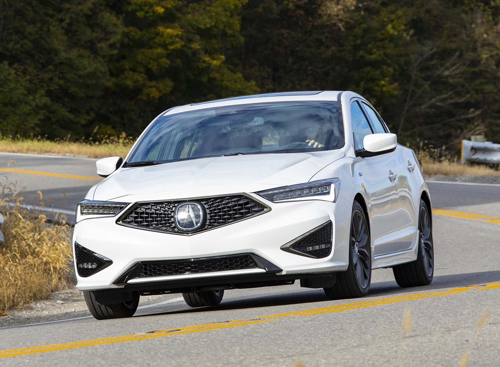 2020 Acura ILX A-Spec Front Wallpapers (9)
