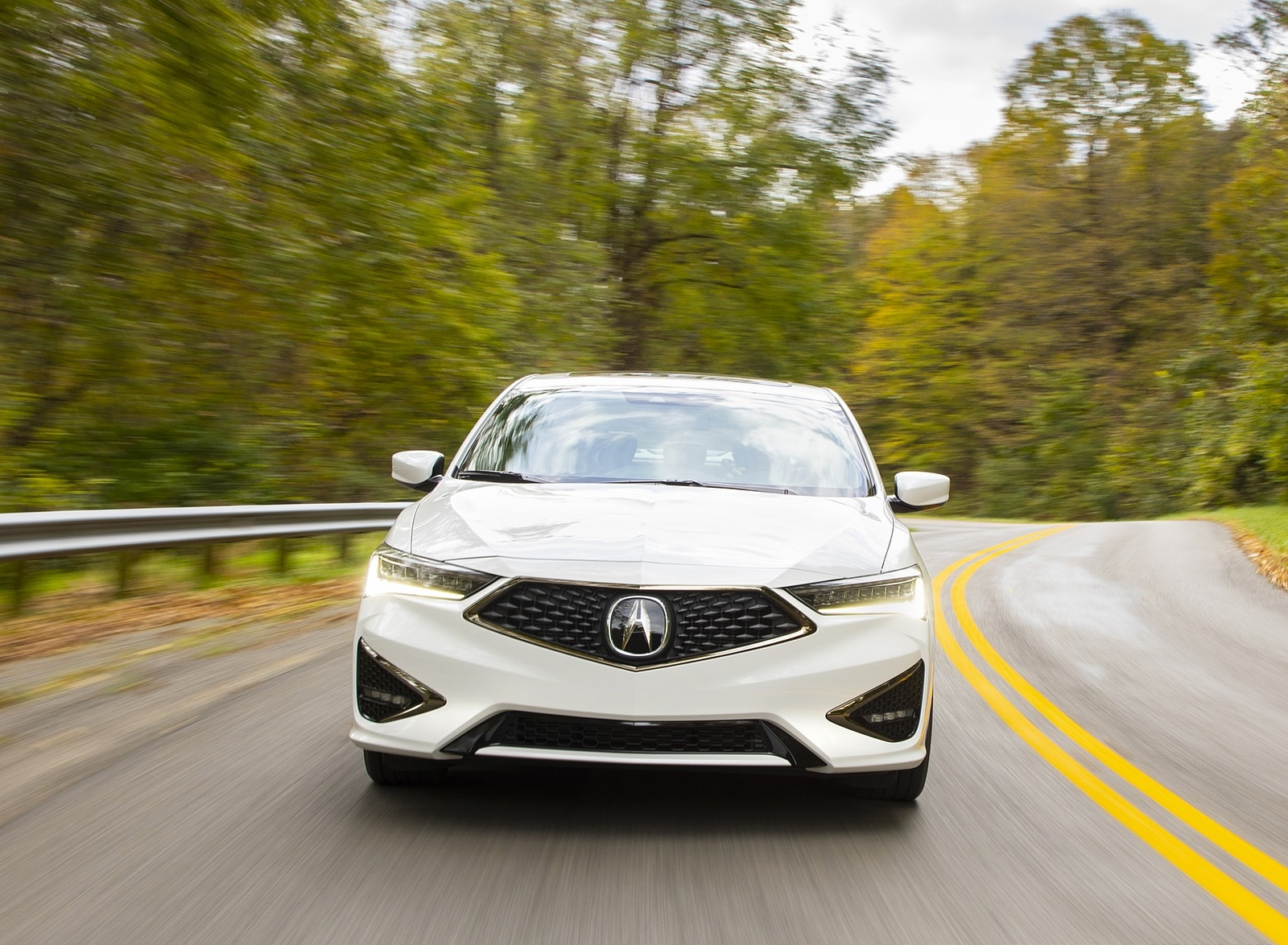 2020 Acura ILX A-Spec Front Wallpapers (2)