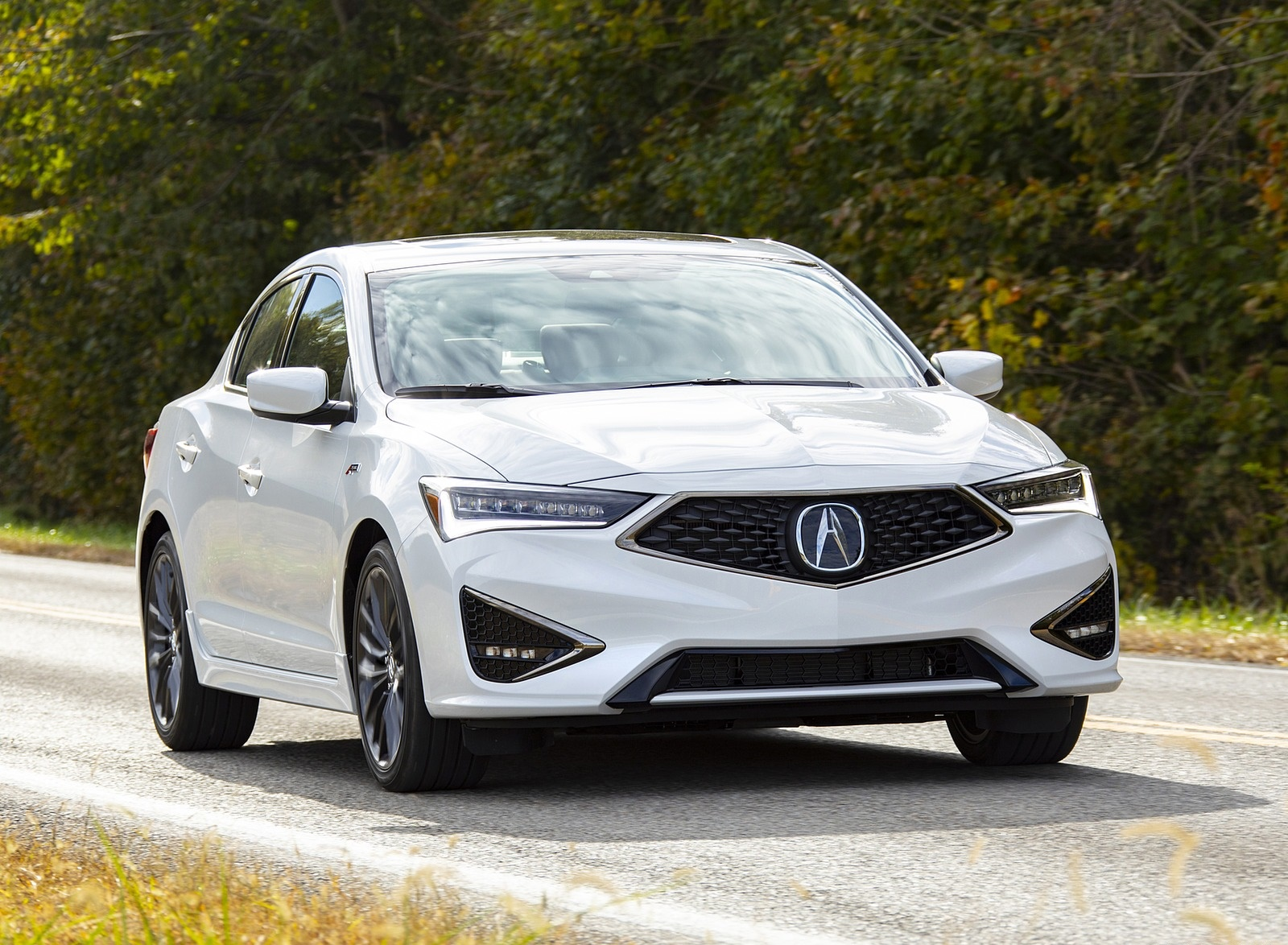 2020 Acura ILX A-Spec Front Wallpapers (10)
