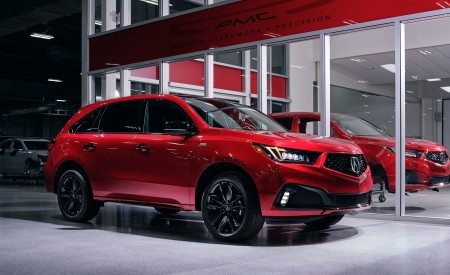 2020 Acura MDX PMC Edition Wallpapers HD
