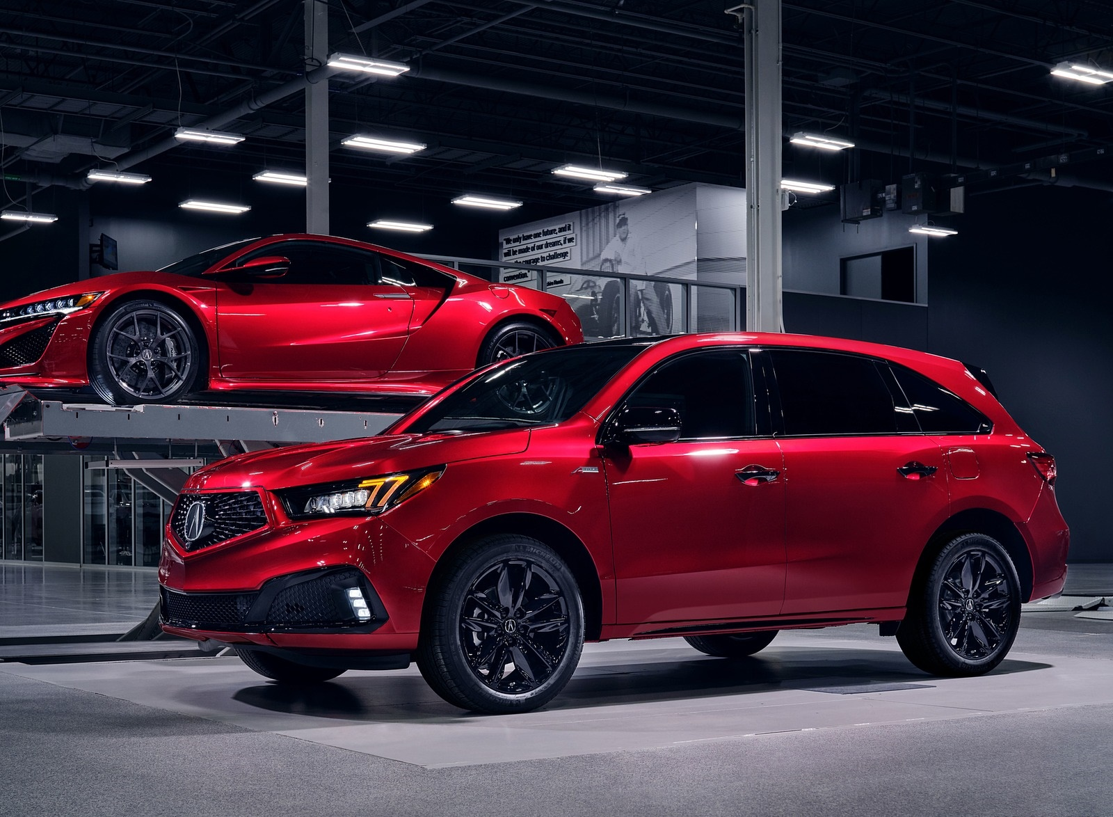 2020 Acura MDX PMC Edition Front Three-Quarter Wallpapers (2)