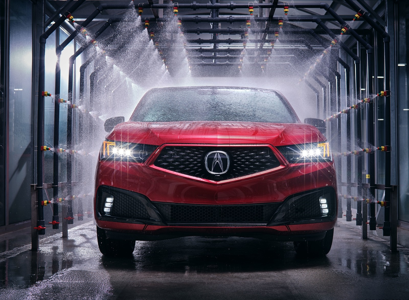 2020 Acura MDX PMC Edition Front Wallpapers (3)