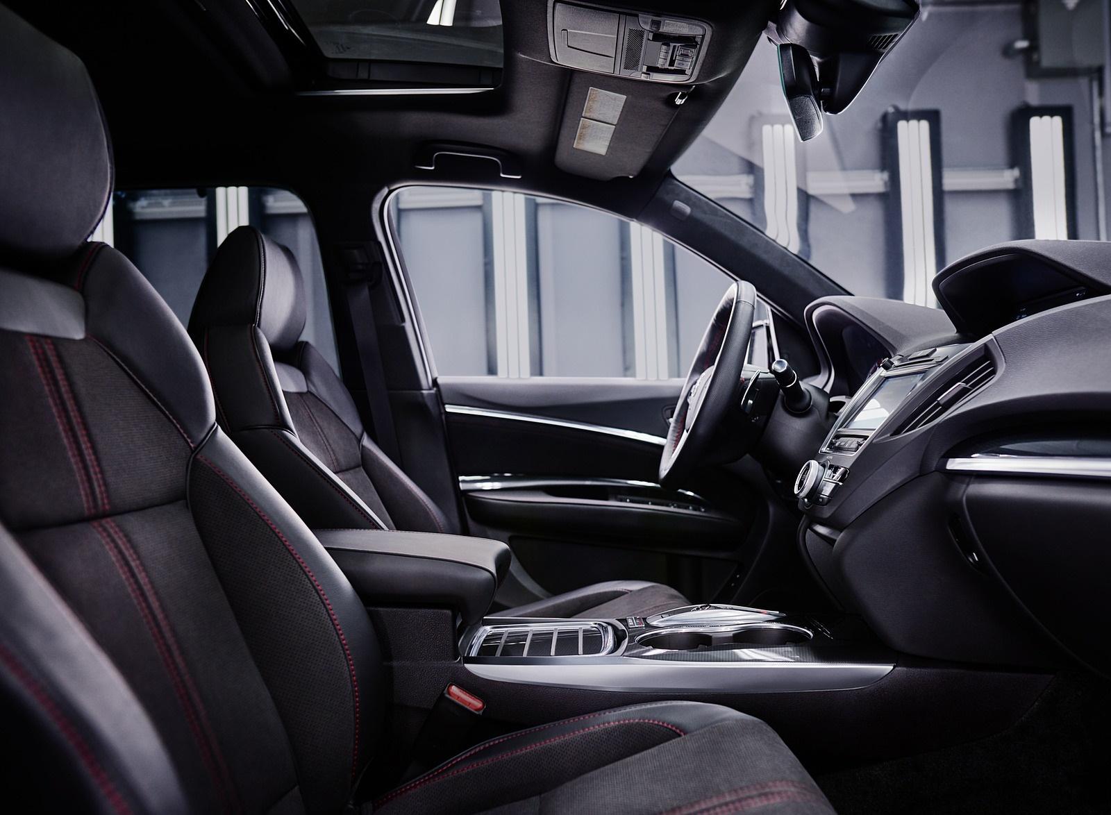 2020 Acura MDX PMC Edition Interior Cockpit Wallpapers (10)