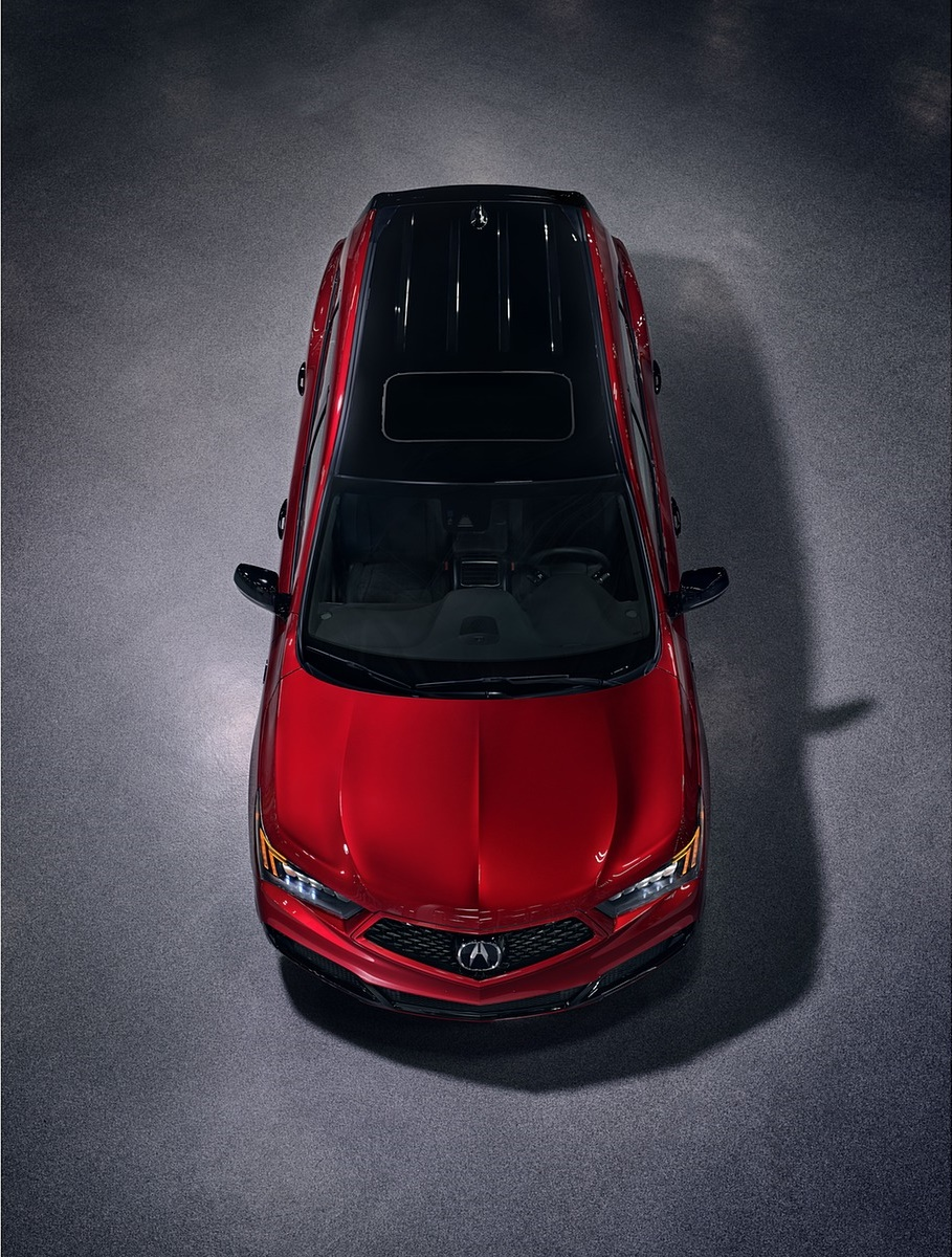 2020 Acura MDX PMC Edition Top Wallpapers (4)