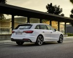 2020 Audi A4 Avant g-tron (Color: Glacier White) Rear Three-Quarter Wallpapers 150x120 (8)