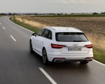 2020 Audi A4 Avant g-tron (Color: Glacier White) Rear Three-Quarter Wallpapers 150x120 (4)