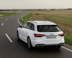 2020 Audi A4 Avant g-tron (Color: Glacier White) Rear Three-Quarter Wallpapers 150x120 (5)