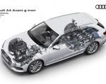 2020 Audi A4 Avant g-tron Drivetrain Wallpapers 150x120 (11)