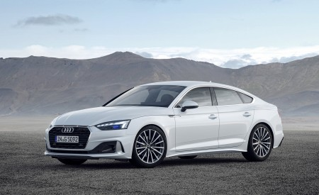 2020 Audi A5 Sportback G-tron Wallpapers HD