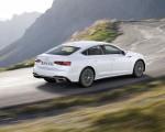 2020 Audi A5 Sportback g-tron (Color: Glacier White) Rear Three-Quarter Wallpapers 150x120 (2)