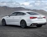 2020 Audi A5 Sportback g-tron (Color: Glacier White) Rear Three-Quarter Wallpapers 150x120 (5)