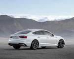 2020 Audi A5 Sportback g-tron (Color: Glacier White) Rear Three-Quarter Wallpapers 150x120 (6)