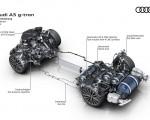2020 Audi A5 Sportback g-tron Drivetrain Wallpapers 150x120 (9)