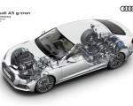 2020 Audi A5 Sportback g-tron Drivetrain Wallpapers 150x120 (8)