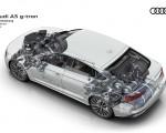 2020 Audi A5 Sportback g-tron Drivetrain Wallpapers 150x120 (7)