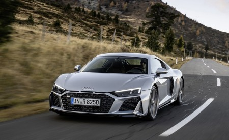 2020 Audi R8 V10 RWD Coupe Wallpapers HD