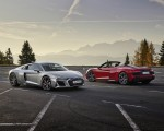2020 Audi R8 V10 RWD Coupe and Spyder Wallpapers 150x120 (11)