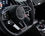 2020 Audi R8 V10 RWD Detail Interior Steering Wheel Wallpapers 150x120 (29)