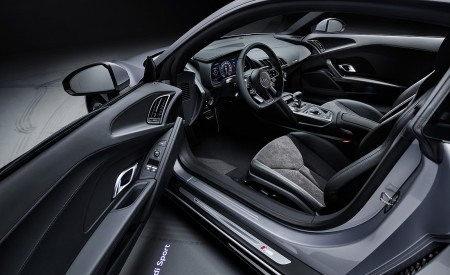 2020 Audi R8 V10 RWD Detail Interior Wallpapers 450x275 (30)