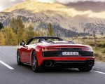 2020 Audi R8 V10 RWD Spyder (Color: Tango Red) Rear Three-Quarter Wallpapers 150x120 (4)
