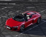 2020 Audi R8 V10 RWD Spyder (Color: Tango Red) Top Wallpapers 150x120 (17)