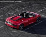 2020 Audi R8 V10 RWD Spyder (Color: Tango Red) Top Wallpapers 150x120 (18)