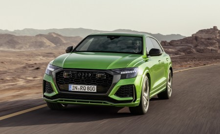 2020 Audi RS Q8 Wallpapers HD