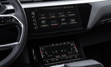 2020 Audi e-tron Sportback Central Console Wallpapers 450x275 (15)