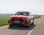 2020 Audi e-tron Sportback (Color: Catalunya Red) Front Wallpapers 150x120 (3)