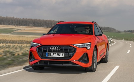 2020 Audi E-tron Sportback Wallpapers HD