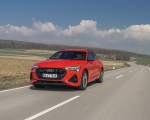 2020 Audi e-tron Sportback (Color: Catalunya Red) Front Wallpapers 150x120 (2)