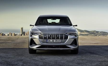 2020 Audi e-tron Sportback (Color: Florett Silver) Front Wallpapers 450x275 (69)