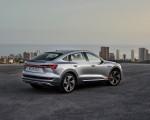 2020 Audi e-tron Sportback (Color: Florett Silver) Rear Three-Quarter Wallpapers 150x120 (30)