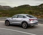 2020 Audi e-tron Sportback (Color: Florett Silver) Rear Three-Quarter Wallpapers 150x120 (19)