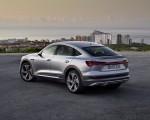 2020 Audi e-tron Sportback (Color: Florett Silver) Rear Wallpapers 150x120 (32)